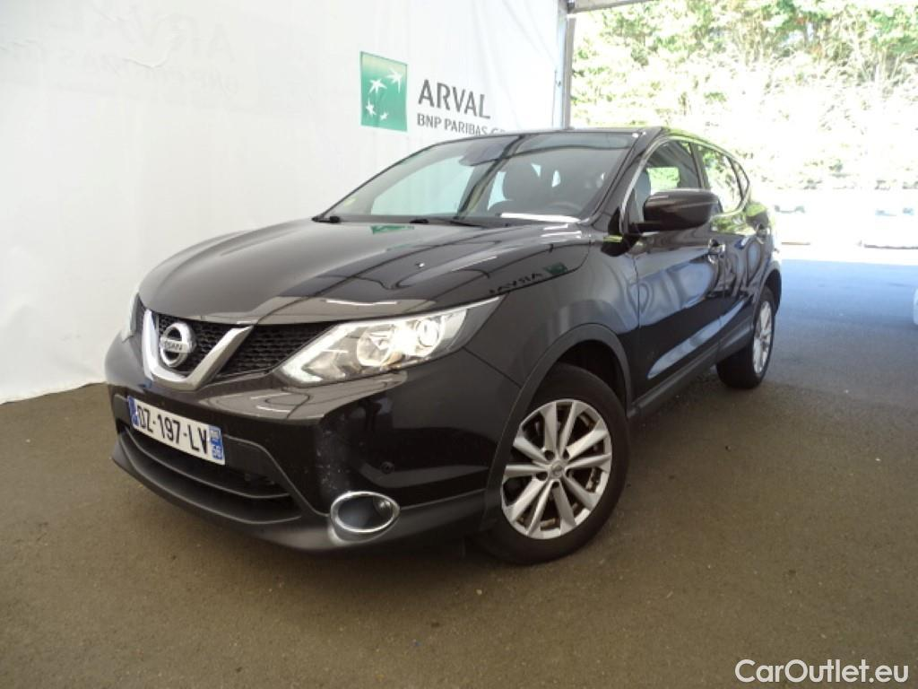 Nissan  Qashqai 1.6 dci 130 business edition xtronic #1