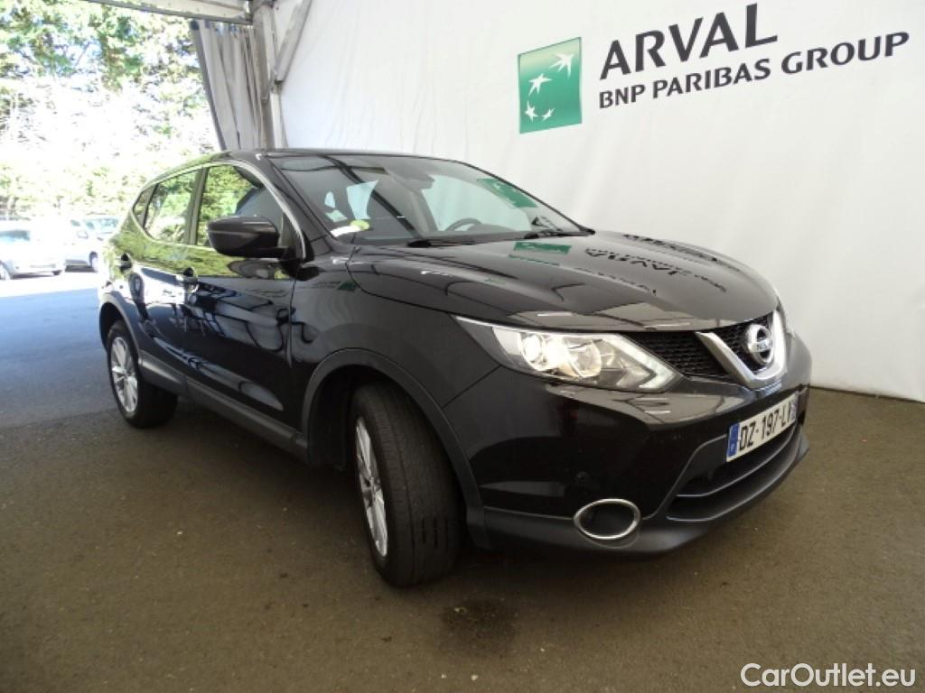 Nissan  Qashqai 1.6 dci 130 business edition xtronic #4