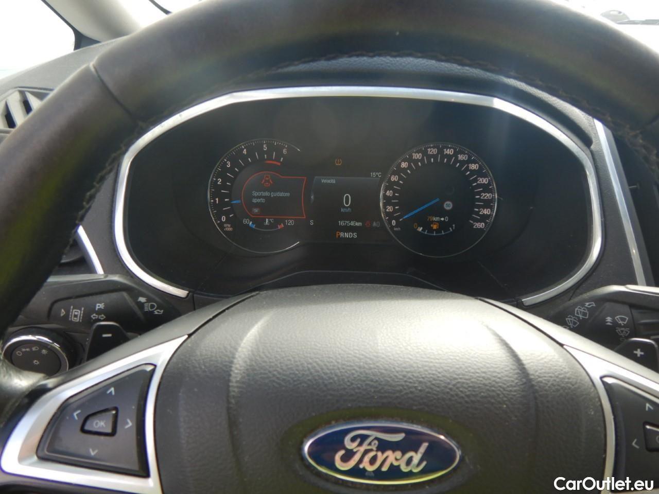Ford  Galaxy 2.0 Tdci 180cv S&s Pshift Titanium #4