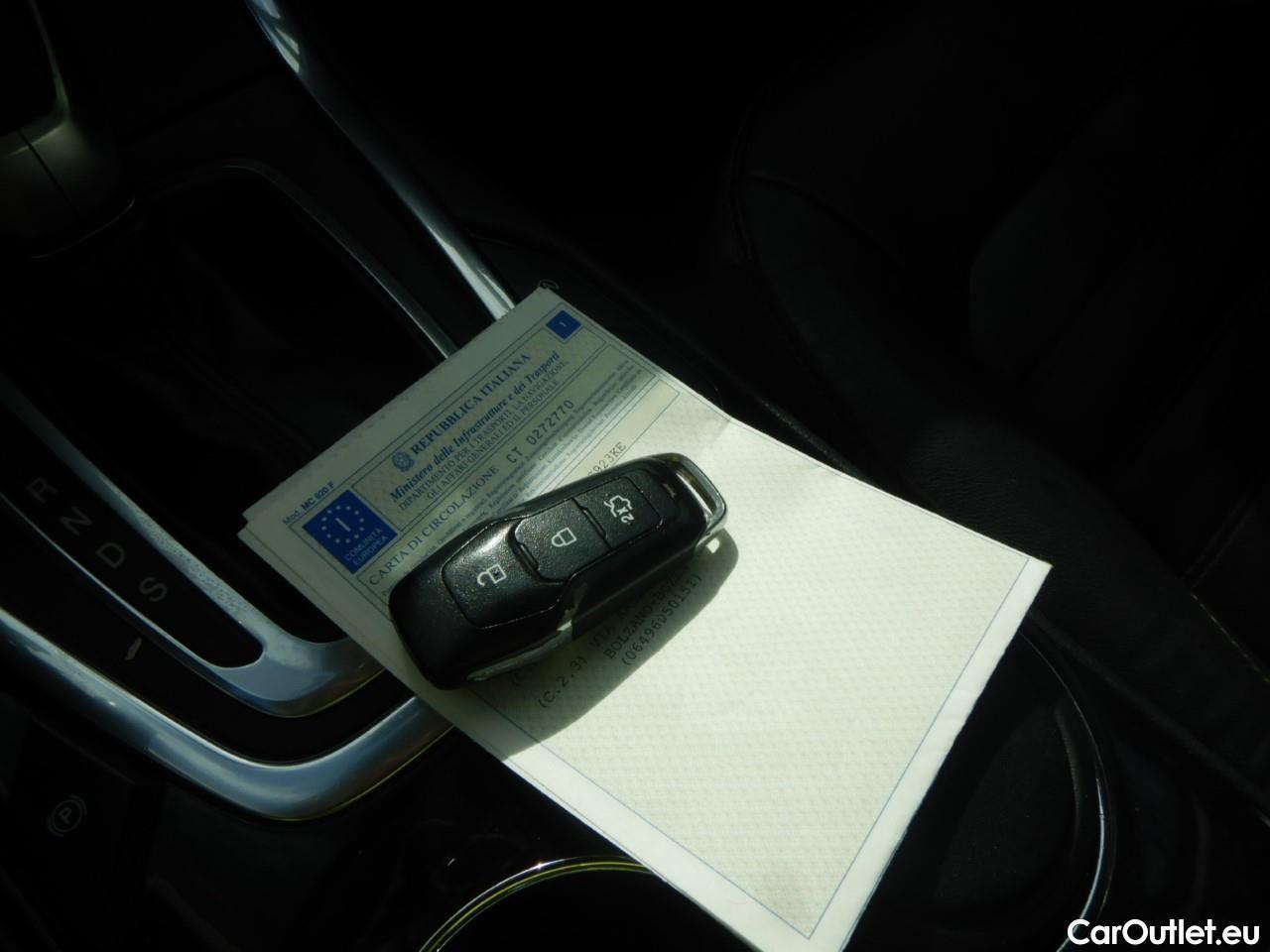 Ford  Galaxy 2.0 Tdci 180cv S&s Pshift Titanium #6